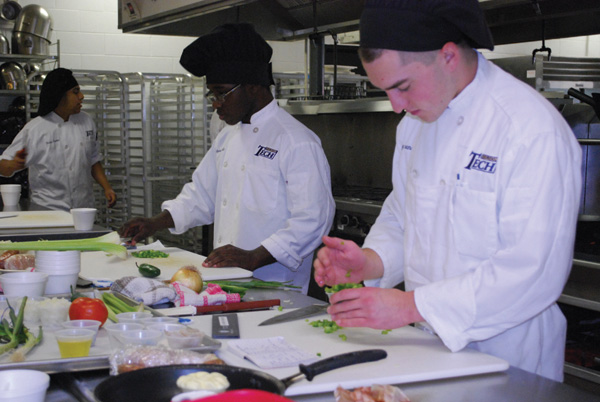 Culinary Arts - Wilson Tech