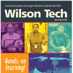 Adult Ed Classes Wilson Tech Spring 2016