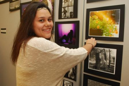 Professional Photography student at Wilson Tech posts her work for the annual Photography Show.