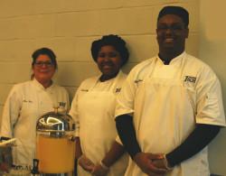 Culinary Arts at Wilson Tech