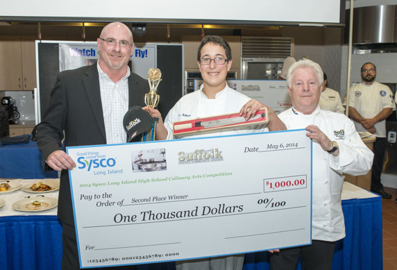 Culinary-Arts-Wilson-Tech-Sysco-scholarship-2014